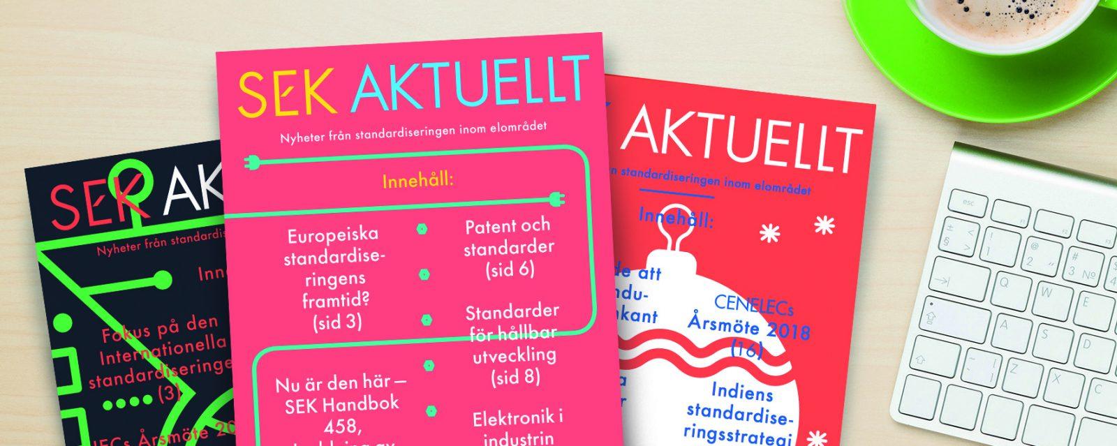 SEK-Aktuellt_SEK Svensk Elstandard