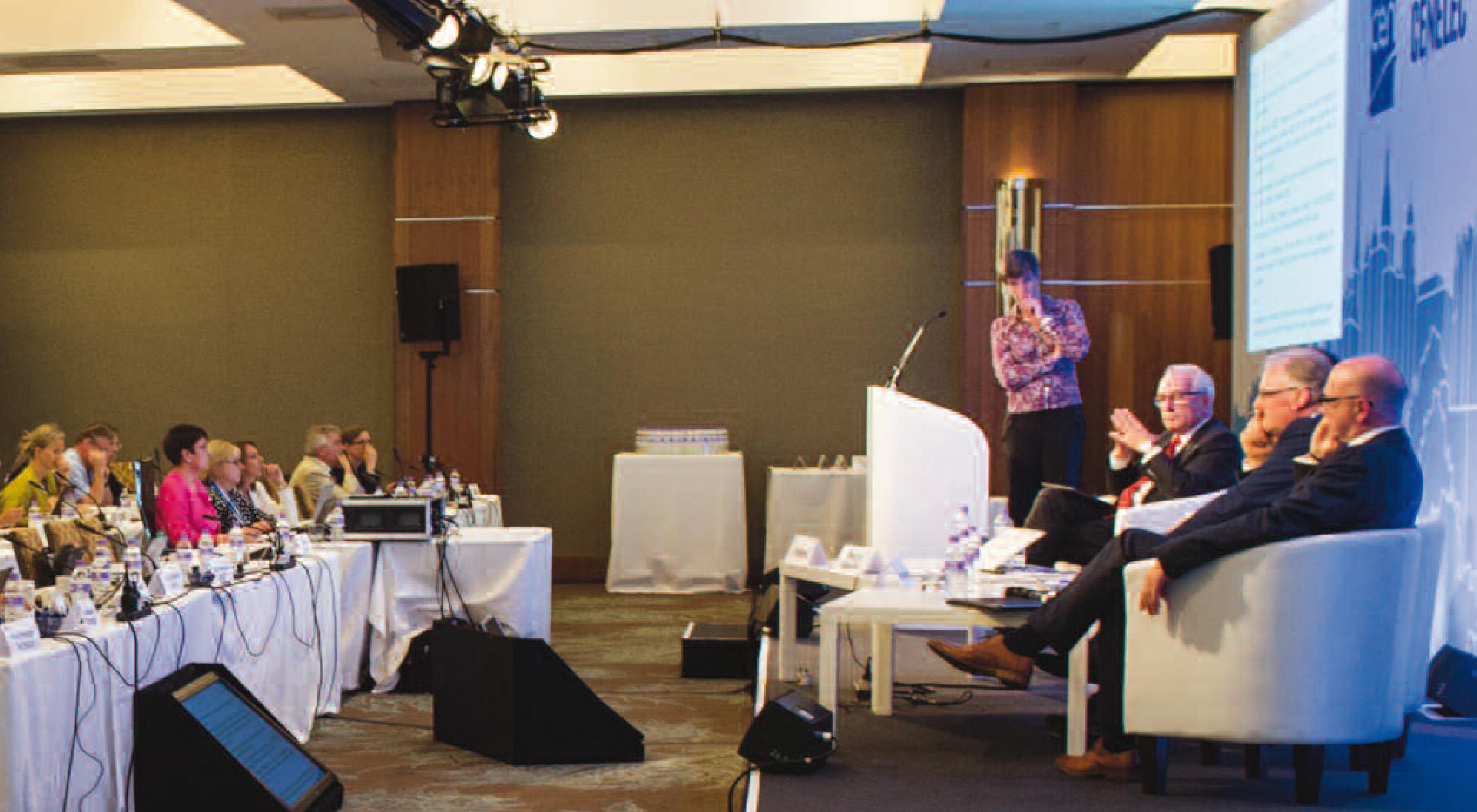 CENELEC, Comité Européen de Normalisation Electrotechnique