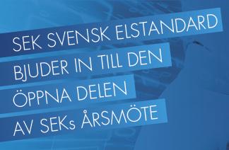 SEKs Årsmöte 2020